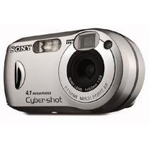 Sony Dsc-p43 Cyber-shot Camara Digital Incluye Cargador De P