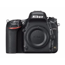 Nikon D750 Fx Sensor 24.3mp Solo Cuerpo, 32gb Bonus, Local!!