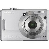 Camara Sony Cibershot Modelo Dsc-w120 7.2mp