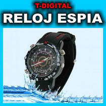 Reloj Pulsera Camara Espia Fotos Video Hd 4gb 1280x960