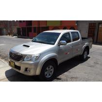 Vendo Camioneta Toyota Hilux Full Equipo Turbo Diesel 4x4