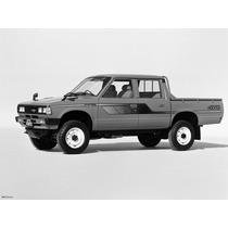Vendo Pick Up Nissan 1984 - $1990