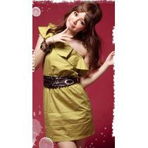 Vestidos Casuales Moda Koreana Oferta