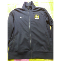 Casaca Manchester City Talla M Nike Original