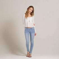 Hollister Jean Mujer Talla 3 (28) 5 (30) Modelo Leggings