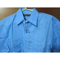 Perry Ellis Camisa Small Nueva Original Importada U S A