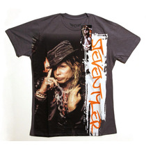 Steven Tyler Aerosmith Polo Oficial Large Nuevo Etiqta U S A