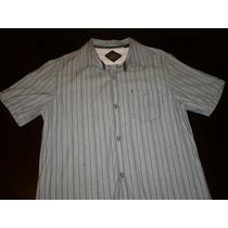 Camisa Billabong Talla M Made In India
