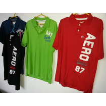 Polos Aeropostale Originales Made In Bangladesh