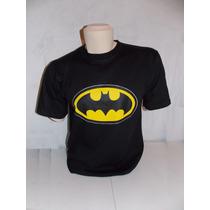 Polo Personaje Dc - Batman - Modelo01