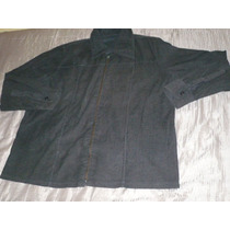Camisaco De Corduroy Perry Ellis : Talla M