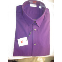 Preciosa Camisa Para Hombre Marca Calvin Klein Importado
