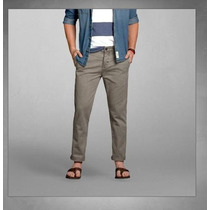 Pantalon Abercrombie And Fitch Chinos Skinny Talla : 30
