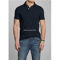 Abercrombie & Fitch Polo Camisero Beaver Mountain Y Bear Run