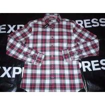 Oferta Desde Un Sol, Camisa Manga Larga Express : Talla S