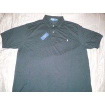 Polo-43 Small Pony ( Negro ) : Talla 2 X L
