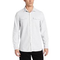 Camisa Dockers Talla M 100% Original #0001
