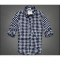 Abercrombie Palmer Brook Shirt Small Camisa No Hollister