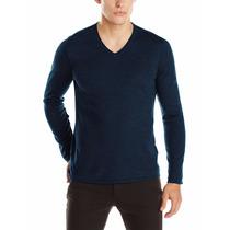 Chompa Sweater John Varvatos Con Cuello V Para Hombre