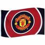 Banderola Manchester United Original Importada - A Pedido