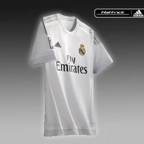 Camiseta Real Madrid 2015/16 Titular/alterna/champions/mujer