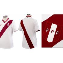 Camiseta Selección De Perú Oferta Imperdible