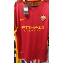 Camiseta De La Roma 2015-2016 Presentacion !.