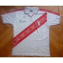 Camiseta De Futbol Seleccion Peruana Polmer Talla L