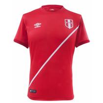 Camiseta Perú Copa América 2015 Selección Peruana De Futbol