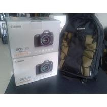 Canon 5d Mark Iii Con Lente 24-105mm (stock)