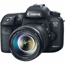 Canon 7d Mark Ii 18 135mm Stm Local Miraflores Bonus 32gb