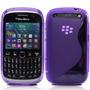 Funda Gel Tpu Para Blackberry 9320 Colores
