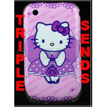 Hard Case Cover Protector Blackberry 8520 Hello Kitty