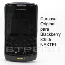 Carcasa Blackberry 8350i Nextel Housing Original Completa