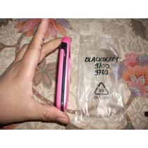 Pedido Carcasa Blackberry Bold 9780 Rosado Fotos Reales