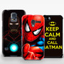 Carcasas Spiderman, Iron Man, Batman, Marvel - Kustomit