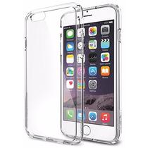Carcasa Spigen Crystal Clear Air Cushion Para Iphone 6 Nuevo
