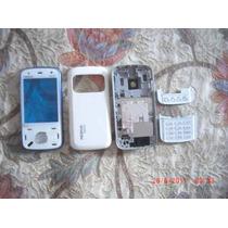 Pedido Carcasa Cover Nokia N86 Blanco Completa