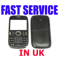 Pedido Carcasa Completa Nokia Asha 302 Color Rojo/ Negro