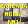 Pedido Cover Carcasa Completa+teclado Nokia N81