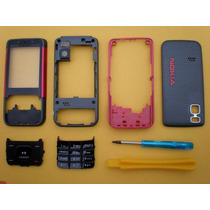 Carcasa Cover Completa Nokia 5610 Xpress Music A Pedido