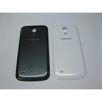 Tapa De Bateria Samsung Galaxy S4 Mini I9190 Negro - Blanco