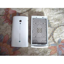 Pedido :carcasa Original Xperia X10 Blanco Nuevo Completo