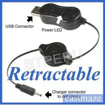 Cargador Usb Retractil Para Nokia N95 N82 5310 N78 N70 5800