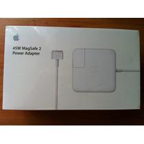 Cargador Apple Mag Safe 2 Macbook Pro Retina De 60w