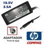 Cargador De Laptop Hp / Compaq 18.5v - 3.5a