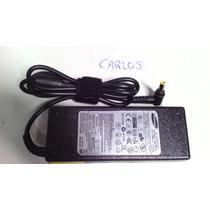 Cargador Laptop Punta Samsung 19v 4.7amp