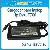 Cargador Movipower Para Hp Compaq 18.5v 3.5a Punta Amarilla