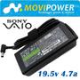 Cargador Sony Vaio 19.5v 4.7a Original !!