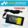 Cargador Toshiba Qosmio 19v 9.5a 120w - 4 Pines Original!!